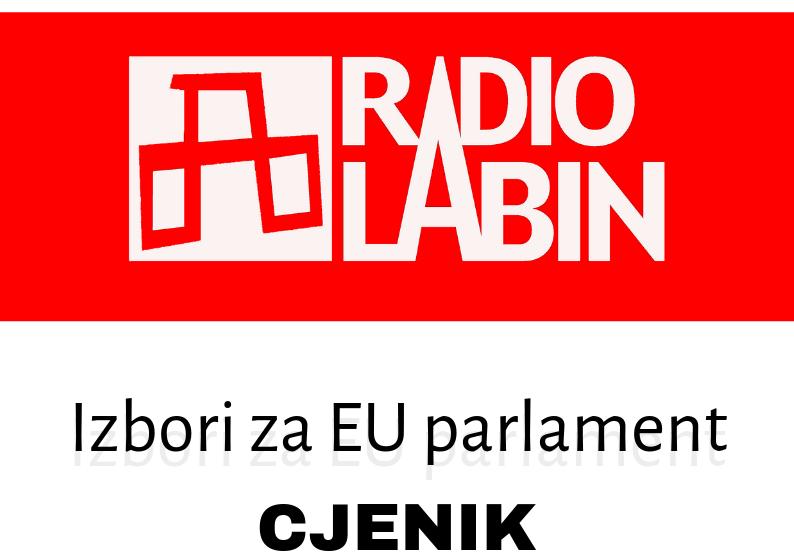 Cjenik izbori EU Parlament
