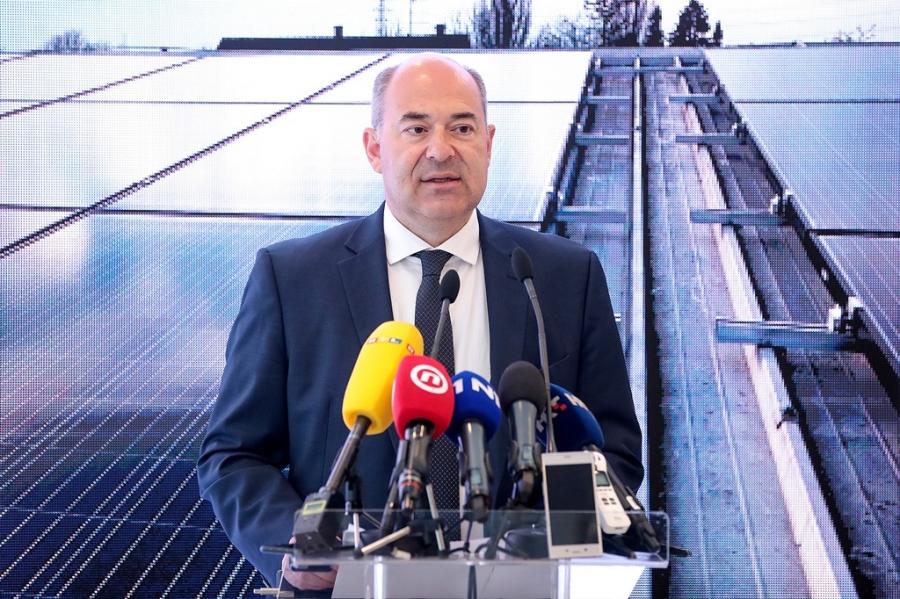 Frane Barbarić, predsjednik Uprave Hrvatske elektroprivrede.